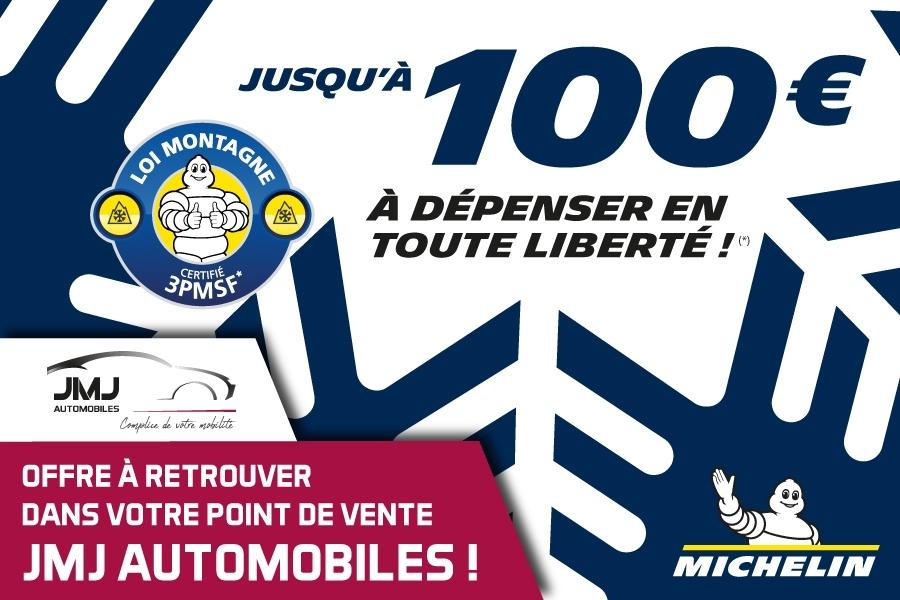 Découvrez nos offres Michelin !
