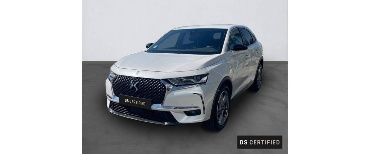 DS AUTOMOBILES DS 7 Crossback BlueHDi 180ch Performance Line + Automatique